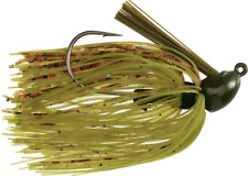 Booyah Baby Boo Jig 5/16 oz - Watermelon Red - Bass Yellow Belly Lure