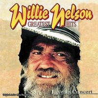 Nelson, Willie : Greatest Hits Live in Concert CD