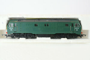 Hornby R.080 BR Class 29 | North British Type 2 | D6110 BR Green