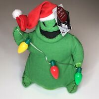 New Disney The Nightmare Before Christmas Oogie Boogie Animated Dancing Plush