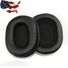 Leather Replacement Ear Pad Cushion For Audio-technica ATH-M40x M50S M20 M30 M40