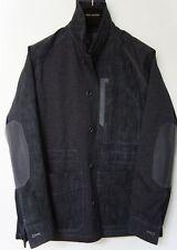Louis Vuitton 2014 Anthracite / Japanese Boro Denim Jacket