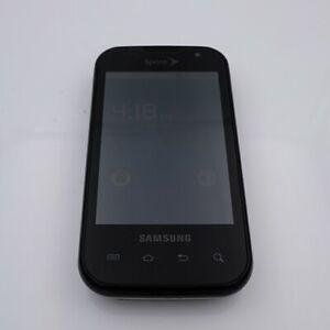 Samsung SPH - M920 Cell Phone - Sprint - Good + Chrger