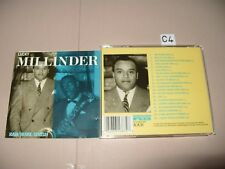 Lucky Millinder Ram Bunk Shush 1991 cd is Ex+ / Inlays are vg