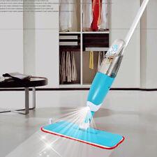 New Water Spray Mop Household Flat Mop Floor Cleaner 360 Spin Head Dust Mop