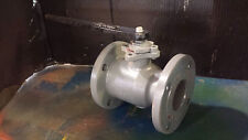 """3"""" Carbon Steel Flanged Ball Valves"""
