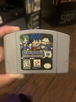 Goemon's Great Adventure (Nintendo 64, 1999) AUTHENTIC!