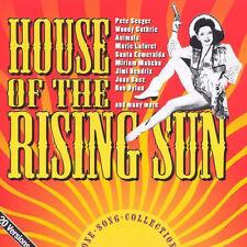 House Of The Rising Sun 20 versions JOAN BAEZ BOB DYLAN JIMI HENDRIX ANIMALS