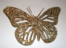 Christbaumschmuck - Schmetterling mit Clip - Deko - Hochzeit