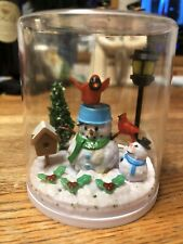 Solar Powered Dancing Toy New - SNOWMAN Dome