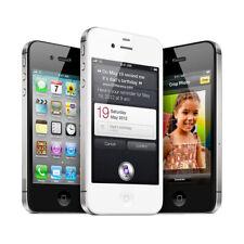 Ap ple i Phone 4S 8GB/ 16GB /32GB/64Gb 4G Smartphone Factory Unlocked SIM FREE