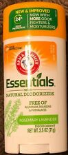 1 Stick Arm & Hammer Essentials Deodorant - Rosemary Lavender - 2.5 OZ