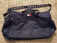 "Tommy Hilfiger Large Blue Carry On/Gym Bag, Size 23""x14""x9"""