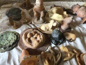 Latex rubber garden ornament moulds molds no fibreglass