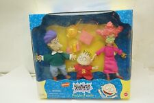 RUGRATS TOYS ACTION FIGURES NICKELODEON PICKLES FAMILY PLAYSET 1997 MATTEL MIB