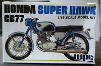 1961 Honda CB 77 Super Hawk 1:16 MPC 898 wieder neu 2018