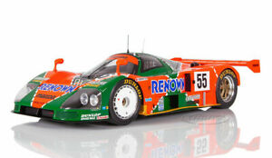 Mazda 787B 1991 Le Mans Winner 1:18 Scale by Spark **Free Shipping**