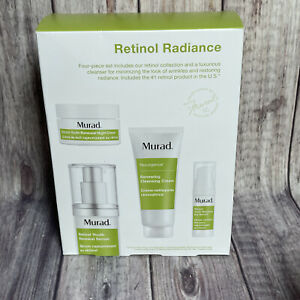 Murad Retinol Radiance 4 Piece Set - NEW