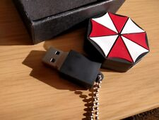 Used Resident Evil Umbrella USB flash memory Not for sale items S.T.A.R.S.CAPCOM