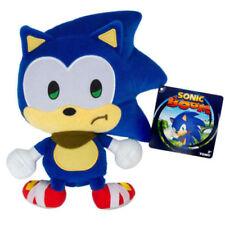 """Sega Sonic Boom 8"""" Sonic The Hedgehog Sad Emoji Plush"""