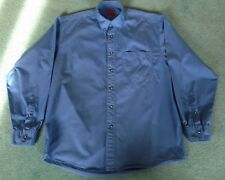 Men's casual shirt (Burton) medium size 100% cotton