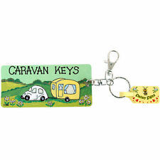 Holiday Plastic Collectable Keyrings