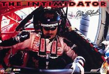 """The Intimidator"" Dale Earnhardt Original Starline Poster OOP"