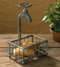 Water Faucet Country Bath Soap Holder by Park Designs - Bathroom or Kitchen