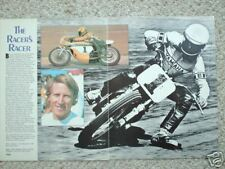 KENNY ROBERTS MOTORCYCLE Racing Article/Photos/Pictures