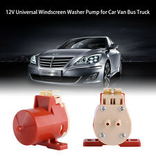 Universal Windshield Windscreen Wiper Washer Motor Pump for Car Van Bus Truck AF