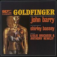 John Barry - Goldfinger [CD]