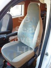 TO FIT A TALBOT EXPRESS MOTORHOME SEAT COVERS, HAWAII BEIGE MH-020