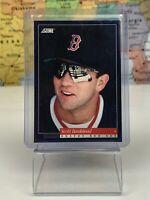 SHIPS SAME DAY Score 1993 Baseball Card NM Scott Bankhead #139 Boston Red Sox