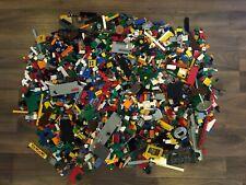 Lego 4 kg (Sammlung, Konvolut aus City, Technic und mehr) - Kiloware