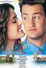 Fools Rush In (Dvd, 1998, Promotional Screener) Rare