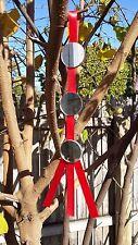 Feng Shui Bagua Mirror Cure Pendant Pendulum Lamp Prism Suncatcher Chi Energy