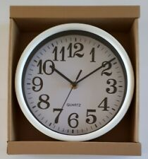UBL 20cm Wall Clock White