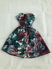 Doll DRESS - floral outfit fashion fits Tonner Ellowyne Wilde - accessory dress