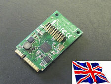 Mini PCI-E Express Card 2 Puerto USB 3.0 Chip Nec