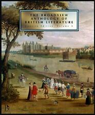 VOLUME A The Broadview Anthology of British Literature Concise Edition Paperback