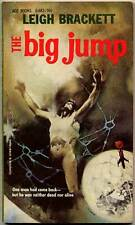 Leigh BRACKETT / The Big Jump First Edition 1955