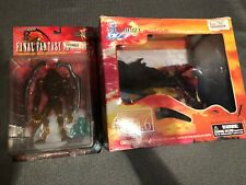 Final Fantasy VIII 8 & X 10 action figure ifrit & yojimbo monster collection