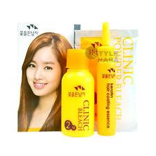 HAIR CLINIC POWDER BLEACH KIT Dye Colour Lightener Lightening highlights