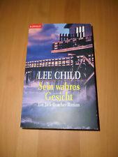 Sein wahres Gesicht - Jack Reacher-Roman von Lee Child - TB -