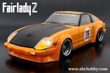 ABC-Hobby 66135 1/10 Nissan Fairlady Z (S130) mit Works breiten Radhäusern