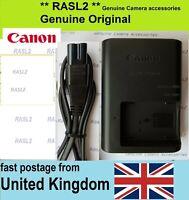 Genuine Canon Charger LC-E12e LP-E12 EOS 100D M M2 M10 M50 M100 M200  KISS X7