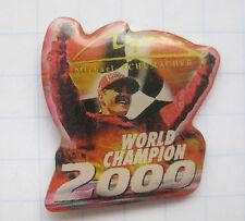 World Champion 2000/m. schumacher... pin (102g)