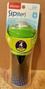 Playtex Sipsters Stage 4 100% Leak-Proof Insulated Sport Spout Cup BPA Free