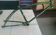 1970 SCHWINN STINGRAY FASTBACK 5 SPEED CAMPUS GREEN FRAME ORIGINAL PAINT SHAPE