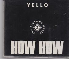 YELLO-How Now cd maxi single